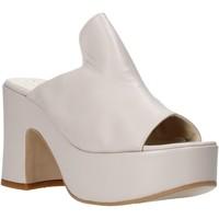 Pantofi Femei Papuci de vară Esther Collezioni RM 20S Bej