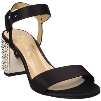 Pantofi Femei Sandale  Grace Shoes 1490 Negru
