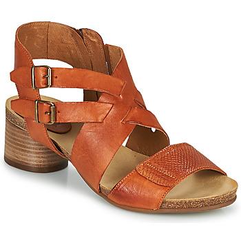 Pantofi Femei Sandale  Casta ERVA Portocaliu