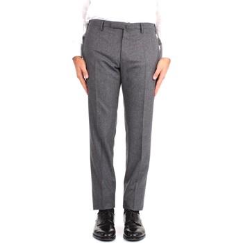 Îmbracaminte Bărbați Pantaloni de costum Incotex 1T0030 1721T Grey