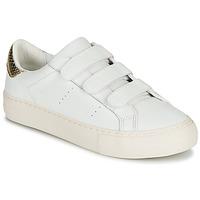 Pantofi Femei Pantofi sport Casual No Name ARCADE STRAPS Alb / Bej