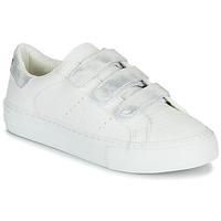 Pantofi Femei Pantofi sport Casual No Name ARCADE STRAPS Alb / Argintiu