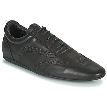 Pantofi Bărbați Pantofi Derby Schmoove JAMAICA CORSO EASY Negru