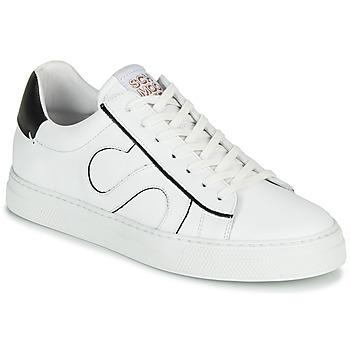 Pantofi Bărbați Pantofi sport Casual Schmoove SPARK MOVE Alb / Negru