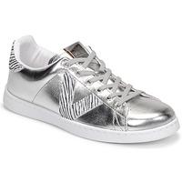 Pantofi Femei Pantofi sport Casual Victoria TENIS METALIZADO Argintiu