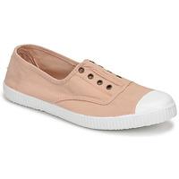 Pantofi Femei Pantofi sport Casual Victoria INGLESA ELASTICO Bej