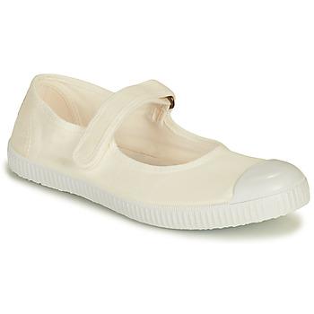 Pantofi Femei Pantofi sport Casual Victoria PUNTERA MERCEDES Alb