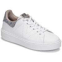 Pantofi Femei Pantofi sport Casual Victoria UTOPIA GLITTER Alb / Argintiu