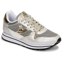 Pantofi Femei Pantofi sport Casual Victoria COMETA REJILLA Argintiu / Auriu