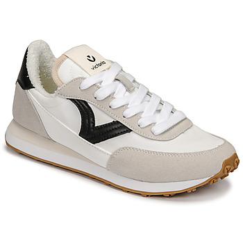 Pantofi Femei Pantofi sport Casual Victoria ASTRO NYLON Alb / Negru
