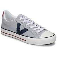 Pantofi Bărbați Pantofi sport Casual Victoria TRIBU LONA CONTRASTE Gri