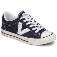 Pantofi Pantofi sport Casual Victoria TRIBU LONA CONTRASTE Albastru