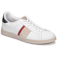 Pantofi Bărbați Pantofi sport Casual Victoria TENIS VEGANA DETALLE Alb / Albastru