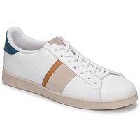 Pantofi Bărbați Pantofi sport Casual Victoria TENIS VEGANA DETALLE Alb