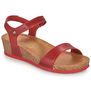 Pantofi Femei Sandale  Panama Jack CAPRI Roșu