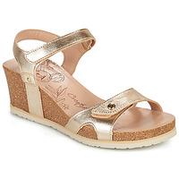 Pantofi Femei Sandale  Panama Jack JULIA SHINE Auriu