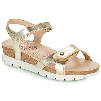 Pantofi Femei Sandale  Panama Jack SULIA SHINE Auriu