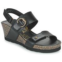 Pantofi Femei Sandale  Panama Jack VELVET Negru