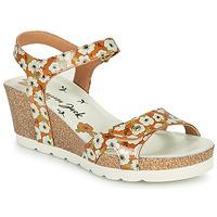 Pantofi Femei Sandale  Panama Jack JULIA GARDEN Galben