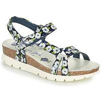 Pantofi Femei Sandale  Panama Jack SALLY GARDEN Albastru