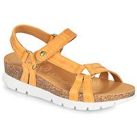 Pantofi Femei Sandale  Panama Jack SALLY BASICS Galben