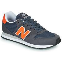 Pantofi Bărbați Pantofi sport Casual New Balance 500 Albastru / Portocaliu