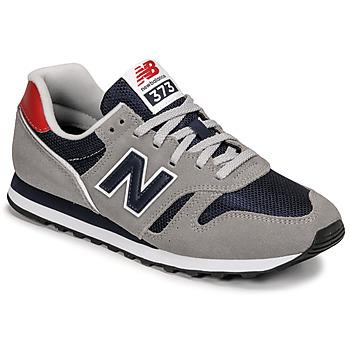 Pantofi Bărbați Pantofi sport Casual New Balance 373 Gri / Albastru / Roșu