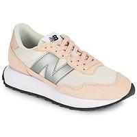 Pantofi Femei Pantofi sport Casual New Balance 237 Roz / Argintiu