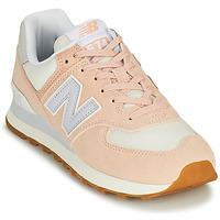 Pantofi Femei Pantofi sport Casual New Balance 574 Roz / Albastru