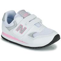 Pantofi Fete Pantofi sport Casual New Balance 393 Alb / Roz