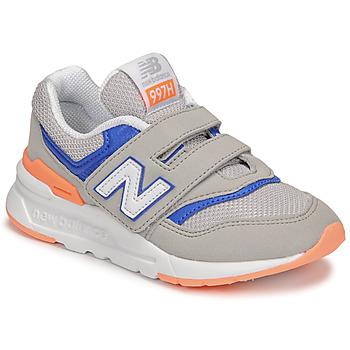 Pantofi Băieți Pantofi sport Casual New Balance 997 Gri / Albastru
