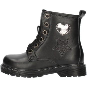 Pantofi Fete Botine Balocchi 671804 Black