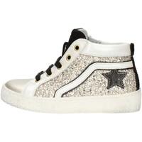 Pantofi Fete Pantofi sport stil gheata Balocchi 606526 Platinum