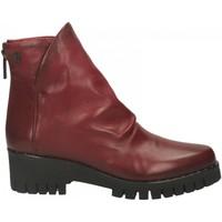 Pantofi Femei Botine Fabbrica Dei Colli ADD rosso
