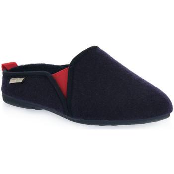 Pantofi Bărbați Papuci de casă Grunland NAVY ADRI Blu