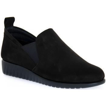 Pantofi Femei Mocasini Grunland NERO CESI Nero