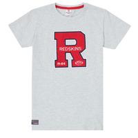 Îmbracaminte Băieți Tricouri mânecă scurtă Redskins TSMC180161-BLENDED-GREY Gri