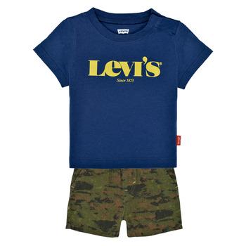 Îmbracaminte Băieți Compleuri copii  Levi's 6EC678-U29 Multicolor