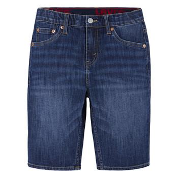 Îmbracaminte Băieți Pantaloni scurti și Bermuda Levi's PERFORMANCE SHORT Albastru