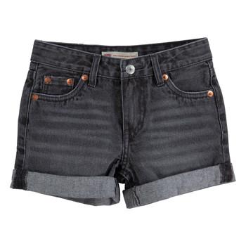Îmbracaminte Fete Pantaloni scurti și Bermuda Levi's 3E4536-D0K Gri