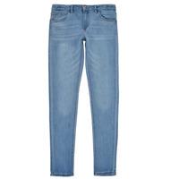 Îmbracaminte Fete Jeans skinny Levi's 710 SUPER SKINNY Albastru