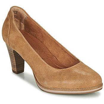 Pantofi Femei Pantofi cu toc Tamaris FEELINA Maro