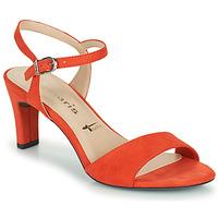 Pantofi Femei Sandale  Tamaris MELIAH Roșu