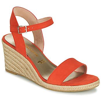 Pantofi Femei Sandale  Tamaris LIVIAN Roșu