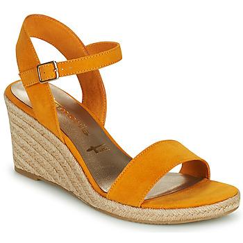 Pantofi Femei Sandale  Tamaris LIVIAN Galben