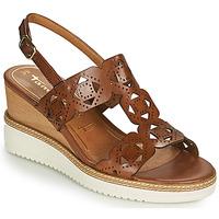 Pantofi Femei Sandale  Tamaris ALIS Coniac