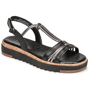 Pantofi Femei Sandale  Tamaris BENNA Negru