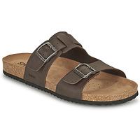 Pantofi Bărbați Papuci de vară Geox U SANDAL GHITA B Maro