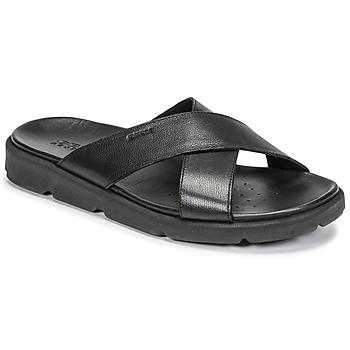 Pantofi Bărbați Sandale  Geox U XAND 2S C Negru