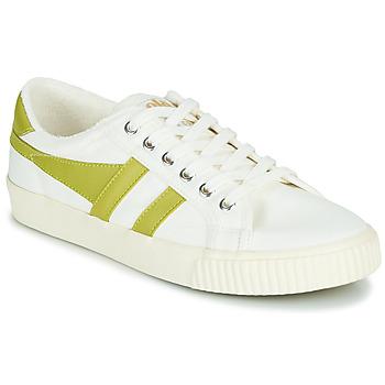 Pantofi Femei Pantofi sport Casual Gola TENNIS MARK COX Alb / Galben